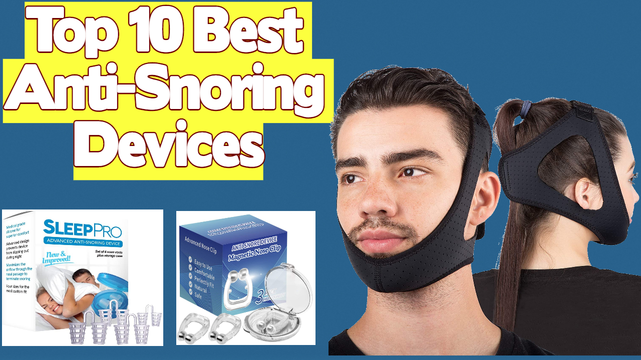 best anti snoring devices reviews