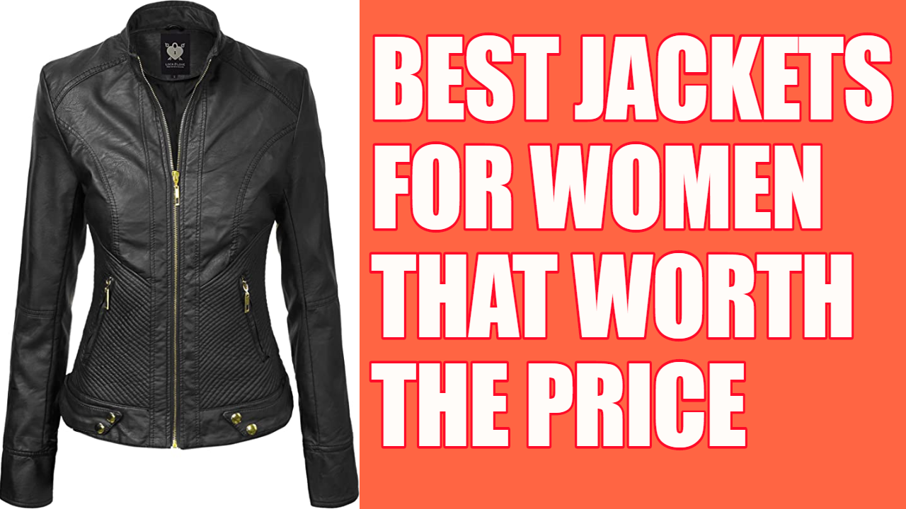 Best Jackets For Women