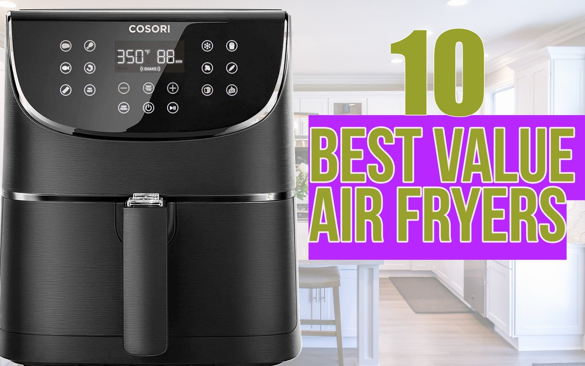 best value air fryer