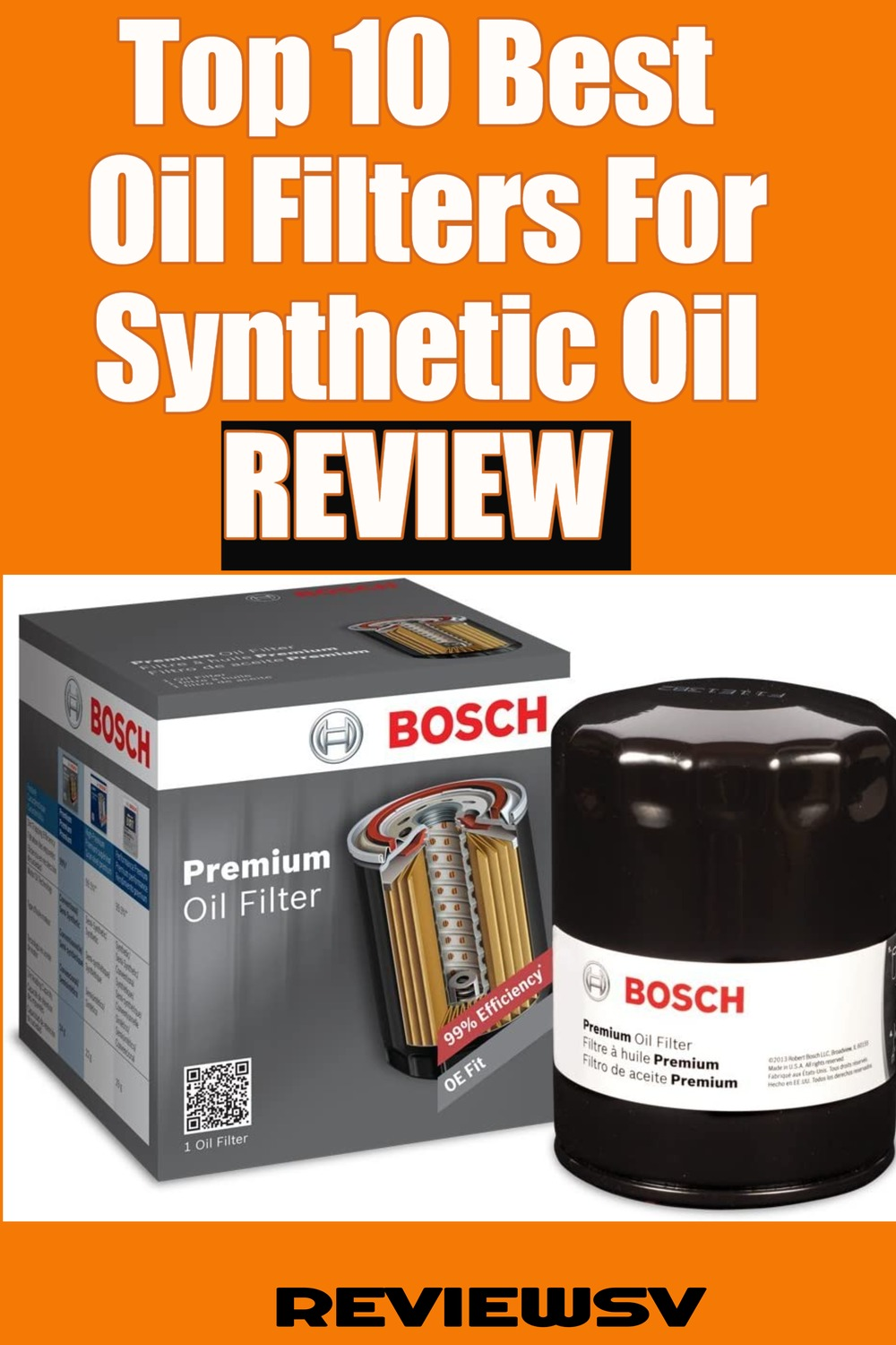Best Oil Filters For Synthetic Oil (2021)
